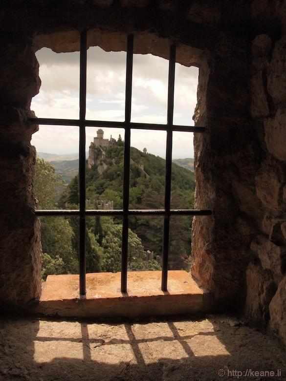 Guaita Castle in San Marino