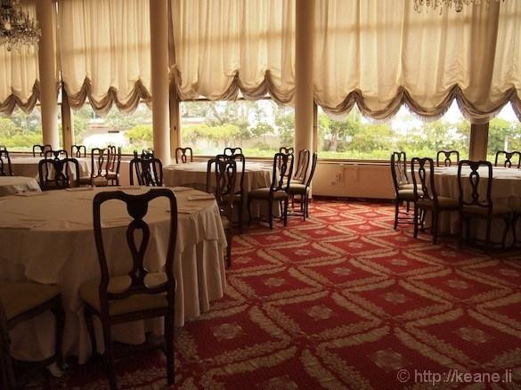 Grand Hotel Rimini - Sala Fellini dining room