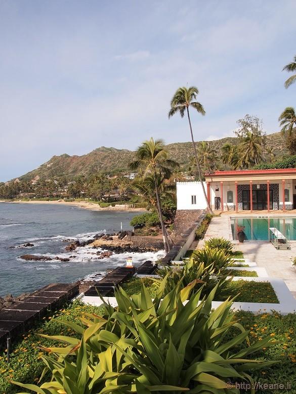 Doris Duke's Shangri La on Oahu