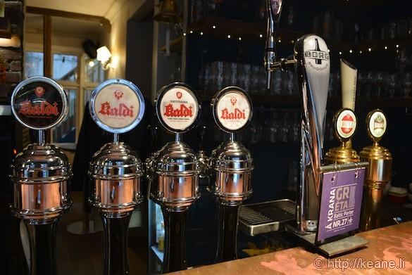 Kaldi Beer in Reykjavík's Kaldi Bar