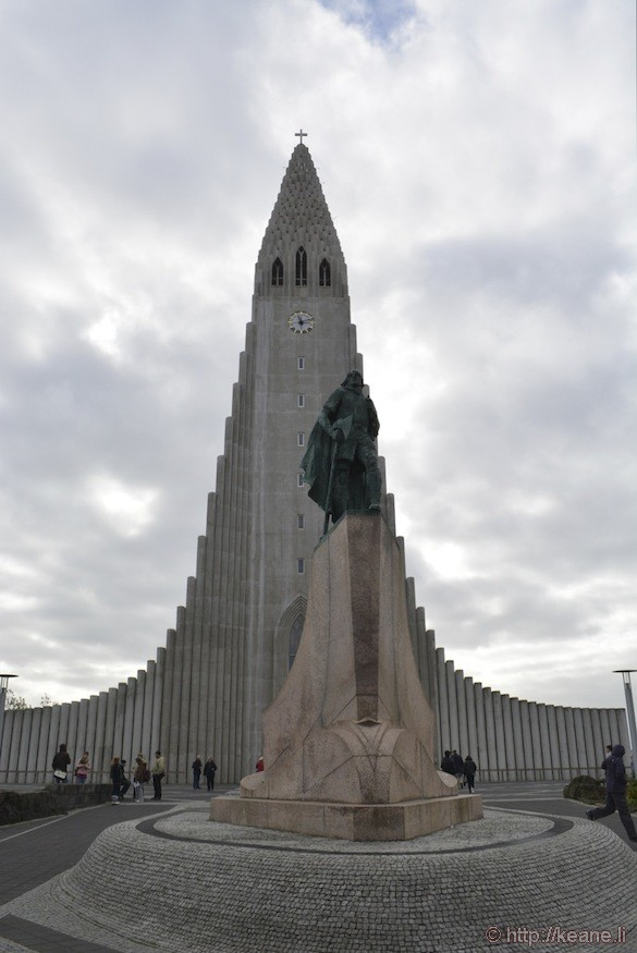 Reykjavík, Iceland - Hallgrímskirkja