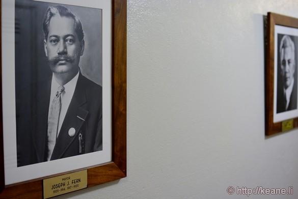 First Mayor of Oahu, Joseph J. Fern