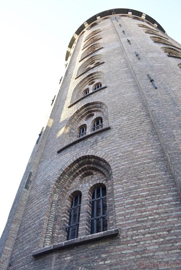 Tower in Historic Copenhagen
