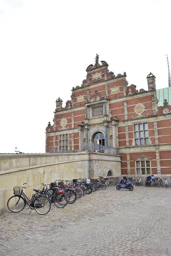 Børsen Building Danish Stock Exchange