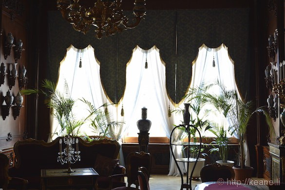 Sunlit Room in Yusupov Palace