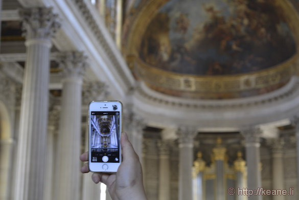 Palace of Versailles - Meta Photography