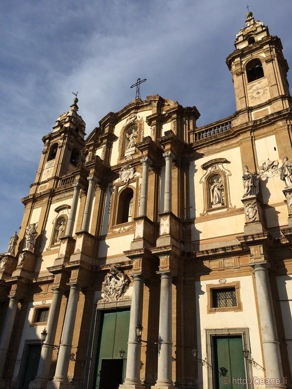 Chiesa di San Domenico e Chiostro in Palermo