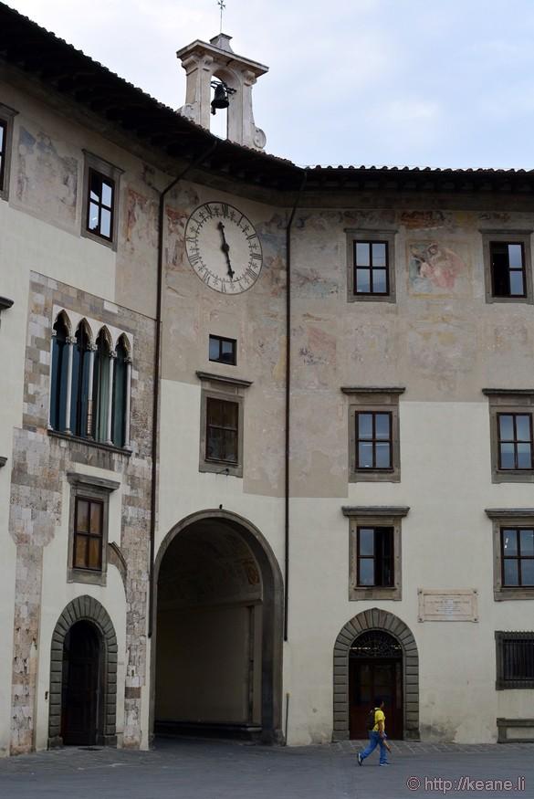 Palazzo dell'Orologio in Pisa