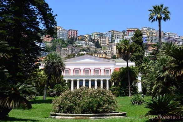 Villa Pignatelli in Naples