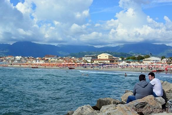 Lido di Camaiore - Beachfront