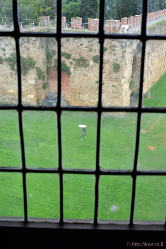 View from the Battistero di San Giovanni Battista