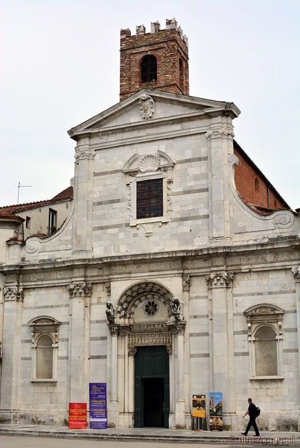 Lucca - Chiesa e Battistero di San Giovanni e Santa Reparata