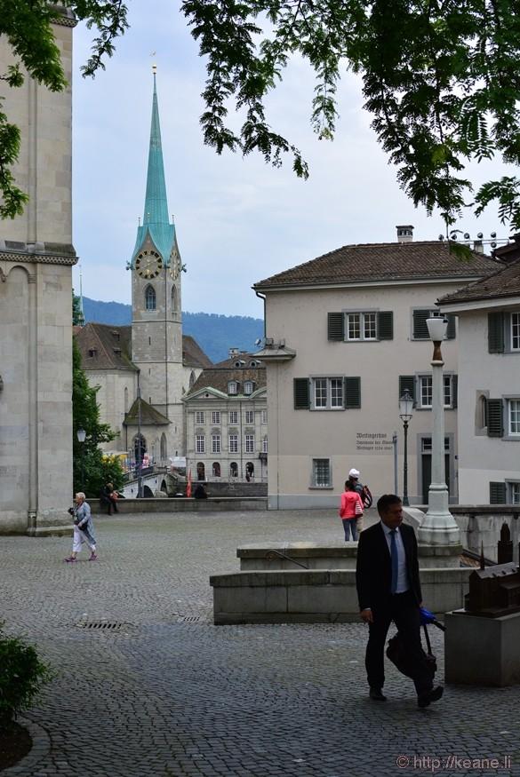 Historic Center of Zürich