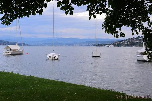 Zürichsee (Lake Zürich)
