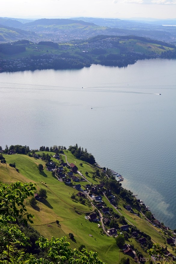 View from Bürgenstock