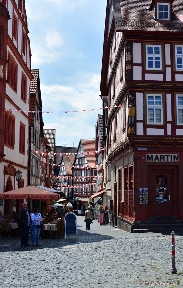 Alsfeld, Germany - Historic Center