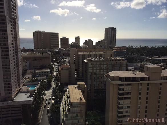 Oahu - Waikiki From Above