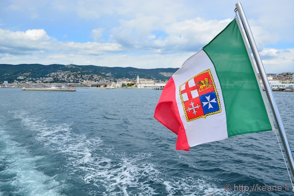 Ferry to Muggia from Trieste