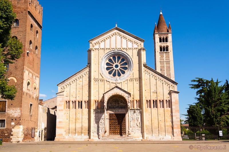 Basilica di San Zeno in Verona