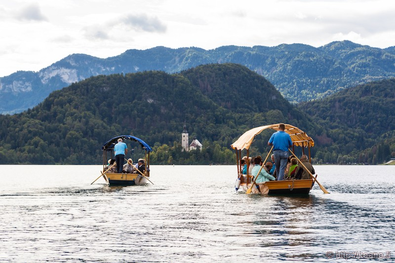 Boats Headed to Bled Island