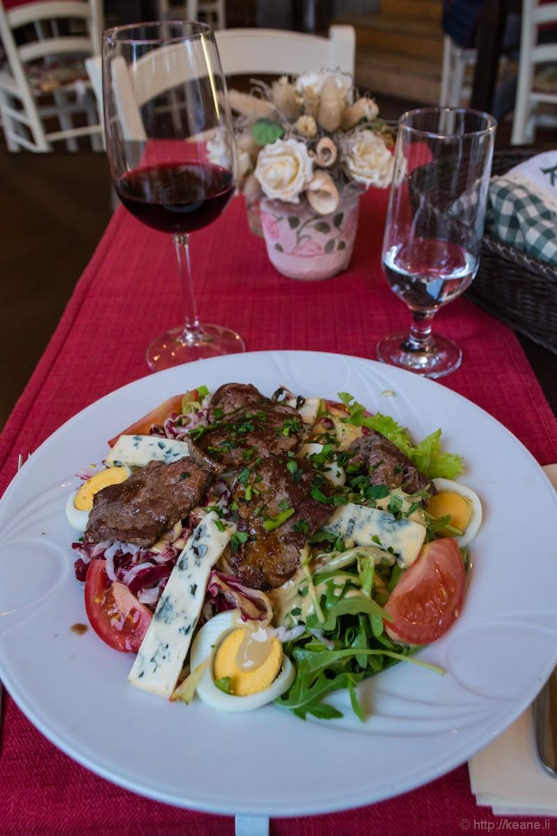 Ostarija-Restaurant Babji Zob in Bled