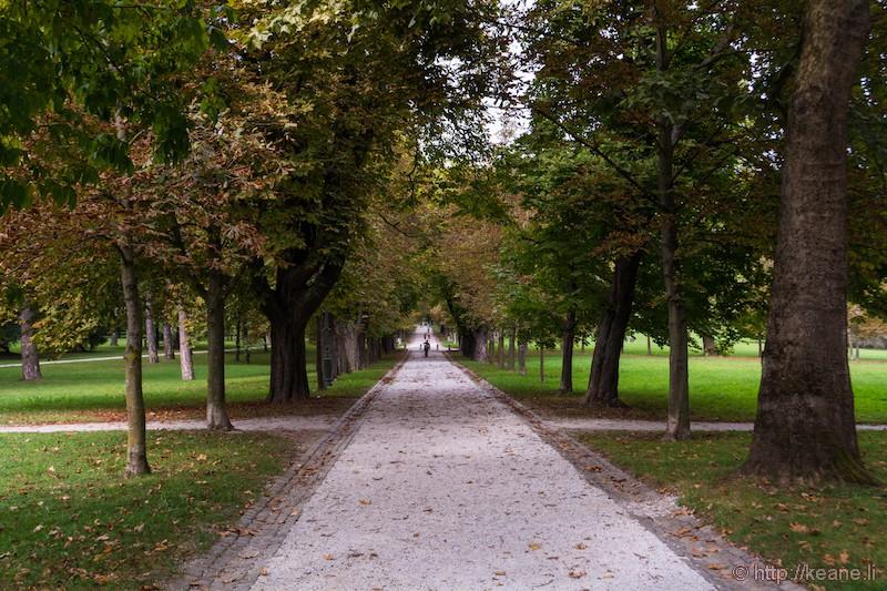 Tivoli City Park (Mestni park Tivoli)