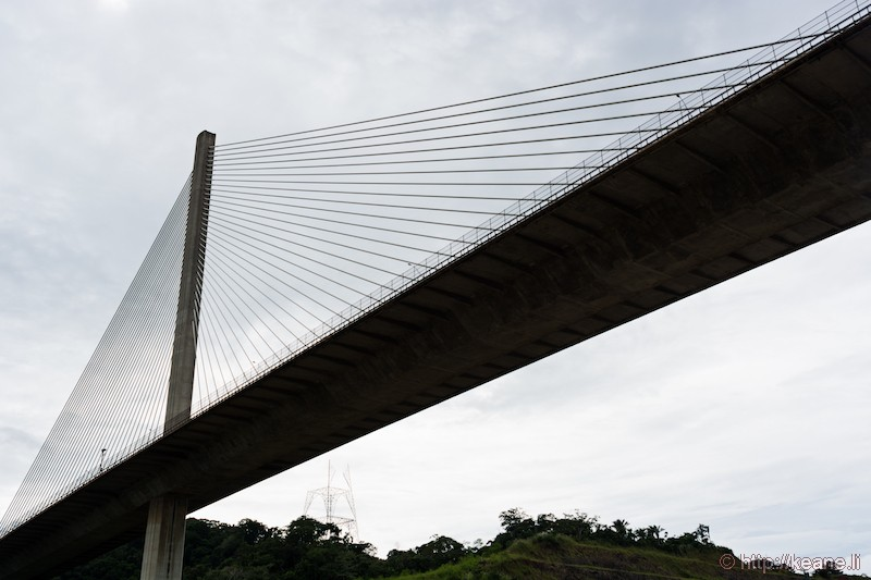 Centennial Bridge in Panama