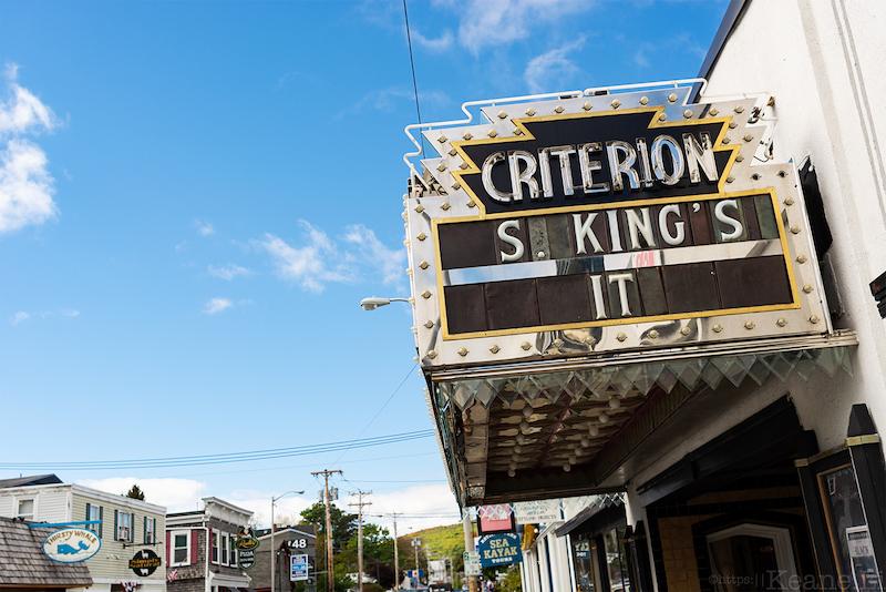 Criterion Theatre in Bar Harbor
