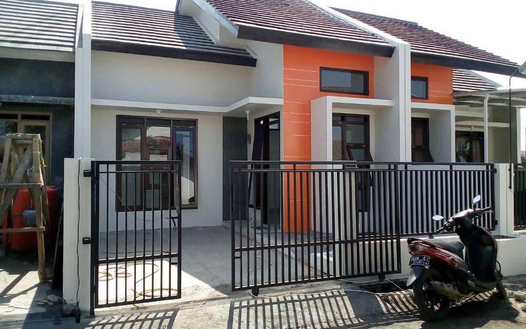 Tinggal 1 Unit Rumah Baru di Cibiru Murah