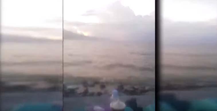 Viral Misteri Jeritan di Pantai Talise Palu
