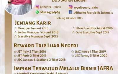 Konsultan JAFRA Indonesia