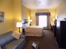 Comfort Inn and Suites Room