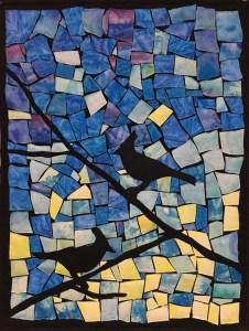 Steller Jay Mosaic