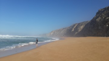 The most beautiful and impressive beach I have ever been to