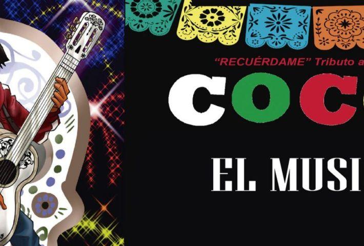 Recuérdame, tributo a Coco en el Teatro de la Latina