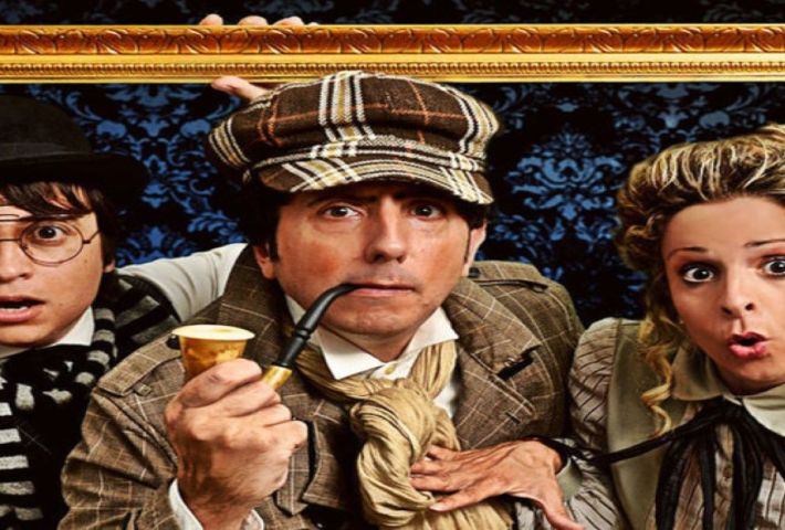 Sherlock Holmes y el cuadro mágico en San Martín de la Vega