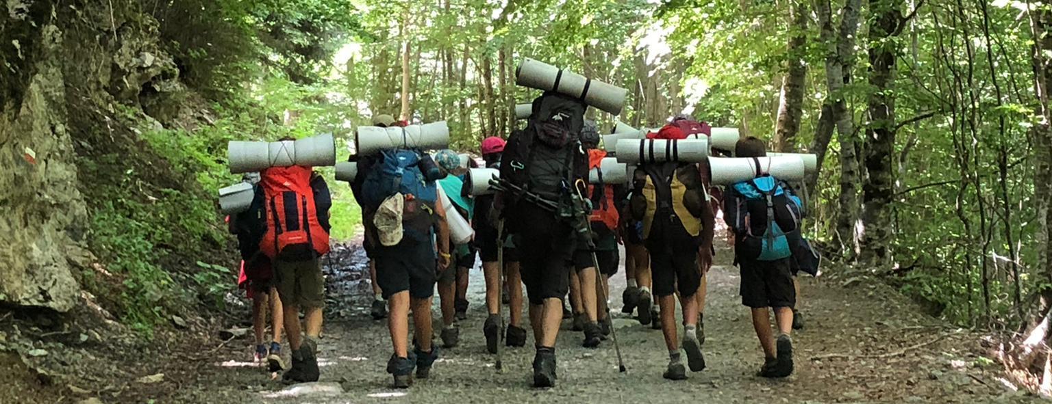 grupo scout monte nebo