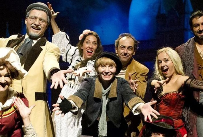 Teatro Musical: Oliver Twist