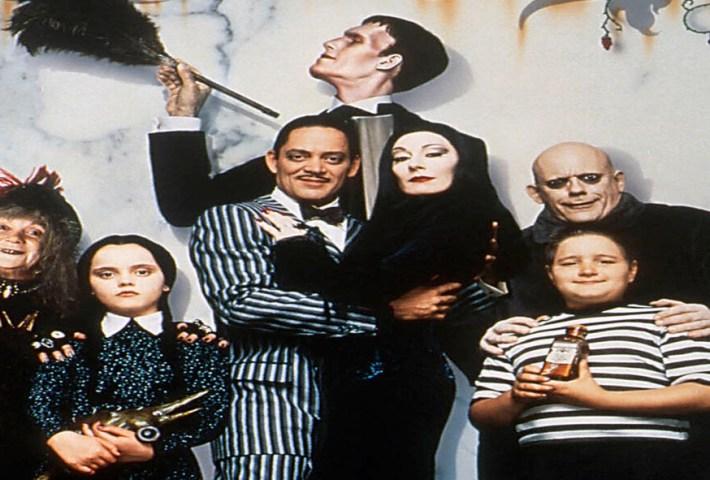 Cine: La familia Addams