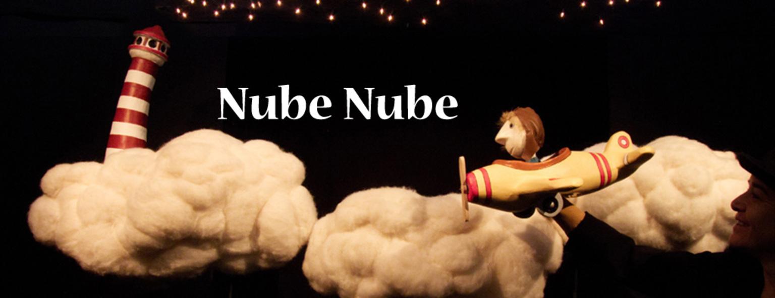 Teatro de títeres: Nube Nube