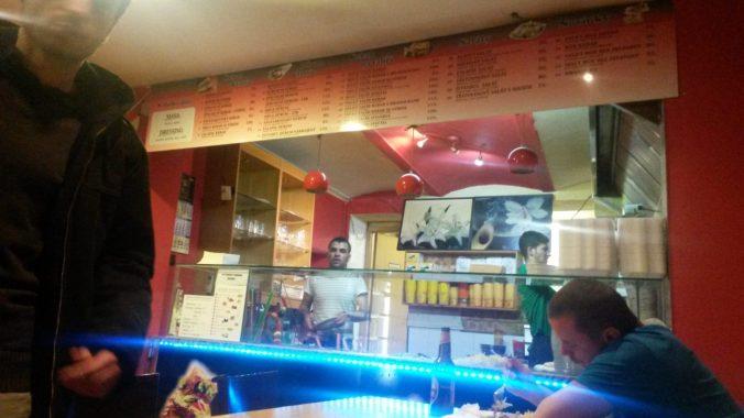 Istanbul Kebab Rakovník
