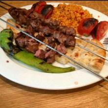 Játra na tureckém grilu - Mangal restaurant, Praha