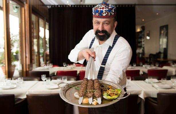 Kebabárny o kebabu víme vše
