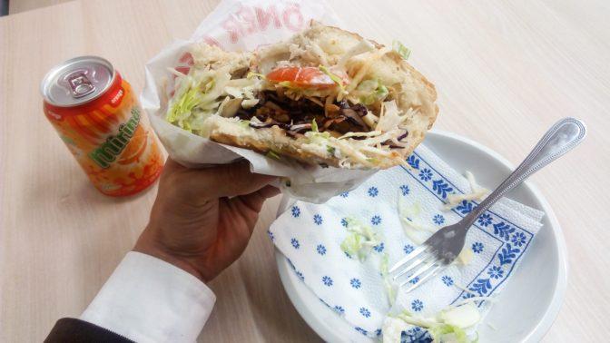 Kebabistán, V Jirchářích, Ústí nad Labem