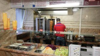 Palmovka Kebab, Praha