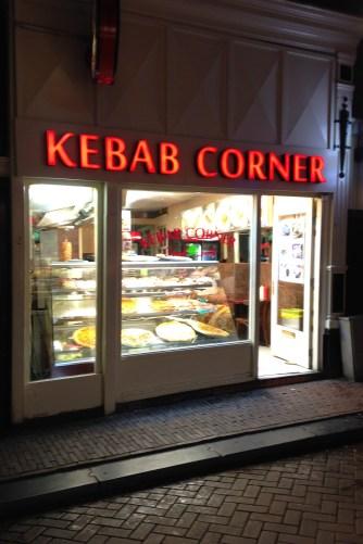 Kebab Corner, Amsterdam