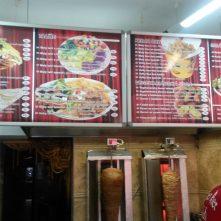 Menu - Super Döner Kebab Vinohradská (Praha)