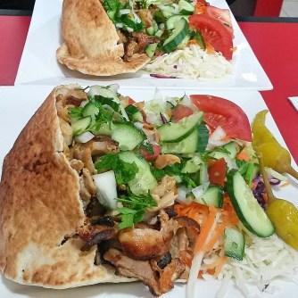 Wrap City Kebab, Londýn