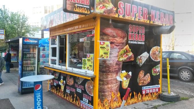 Super Döner Kebab Limuzská (Praha)