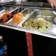 Zálivky a zeleninka - Kebab Star & Pizza Dejvice